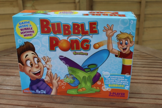 Gazillion Bubble Pong Review and Reactions