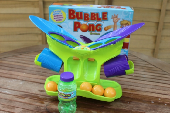 Bubble Pong Review
