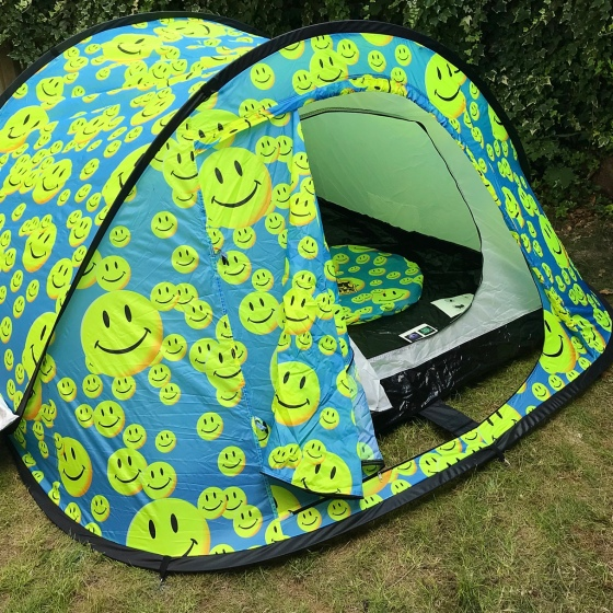 Gorilla 'Night Glow' Festival Tent Review
