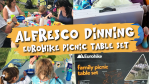 Eurohike Picnic Table Set Review