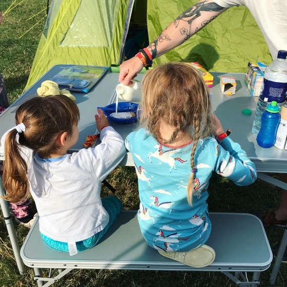EUROHIKE Family Picnic Table Set Review