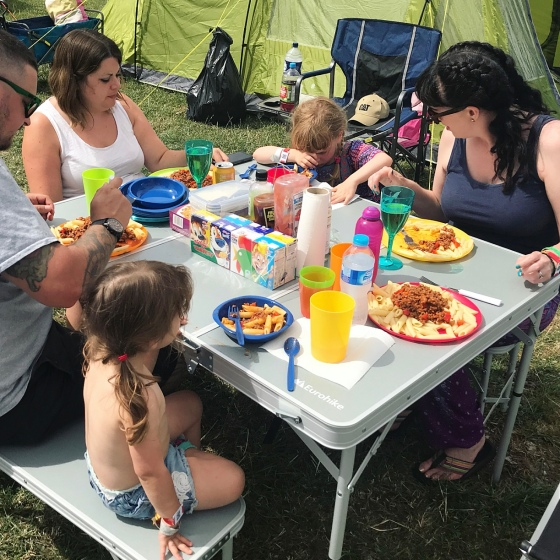 EUROHIKE Family Picnic Table Set Review