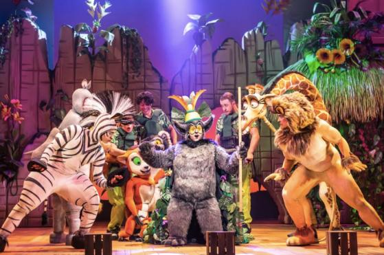 Madagascar The Musical Review