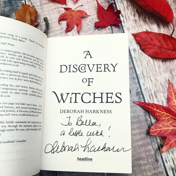 A Discovery Of Witches Screening