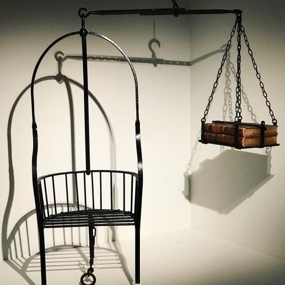 Ashmolean Spellbound Exhibition