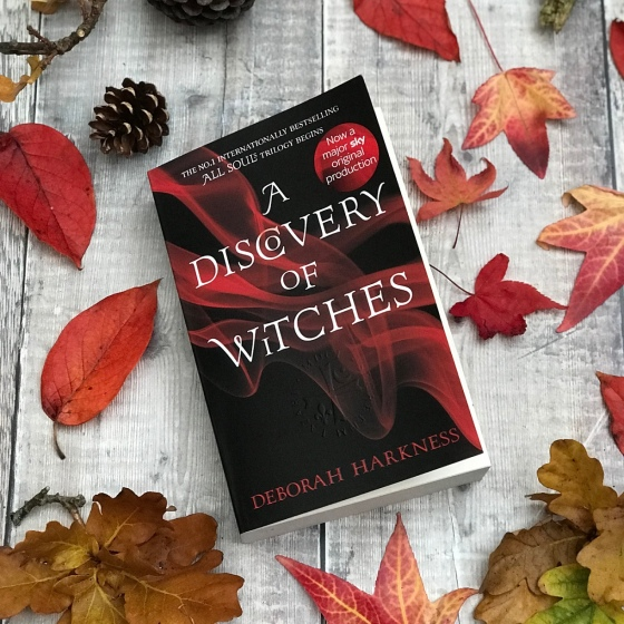 A Discovery Of Witches on Sky One