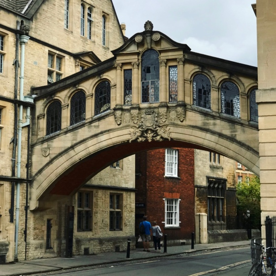 Bridge of Sighs A Discovery of Witches