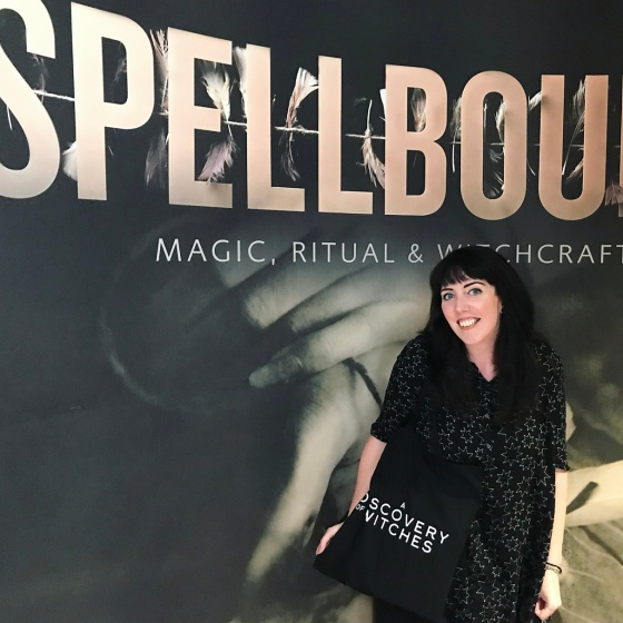 Spellbound at the Ashmolean