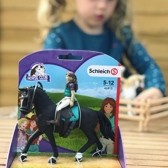 Schleich Horse Club Horses review