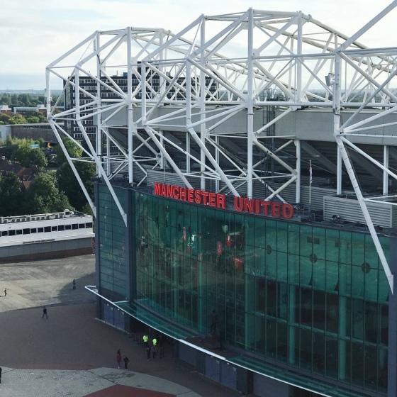 Hotel Football views