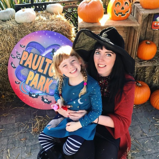 Paultons Park Halloween Review