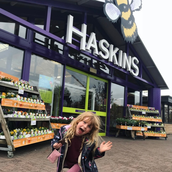 Christmas at Haskins Garden Centre 2018