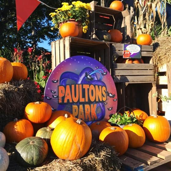 Paultons Park Halloween Review