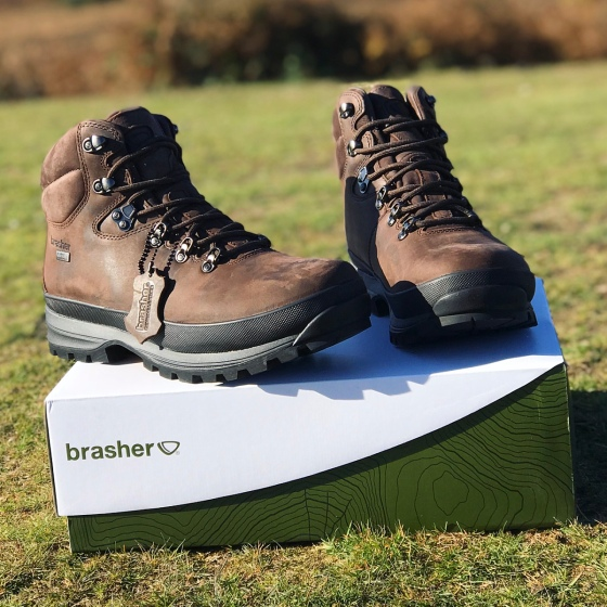 Brasher Men's Country Master Walking Boot