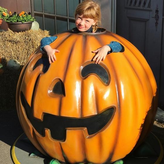 Halloween at Paultons Park