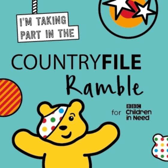 BBC Countryfile Ramble 2018 #HatsOn