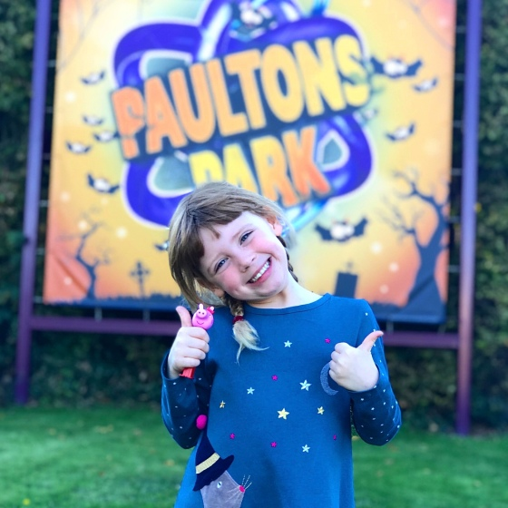 Paultons Park Halloween Review 2018