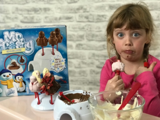 Mr Frosty Choc Ice Maker Review
