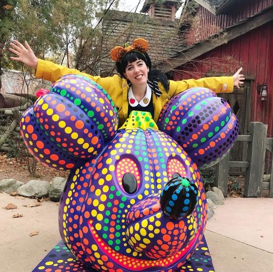 Our trip to Disneyland Paris - Halloween 2018