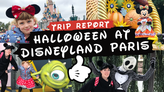Halloween at Disneyland Paris Trip Report
