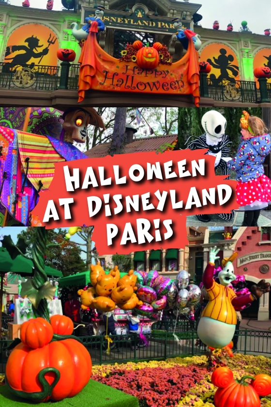 Halloween 2018 at Disneyland Paris