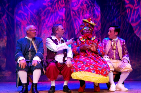 Princes Hall Christmas Panto