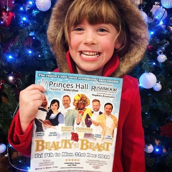 Christmas Pantomime in Aldershot