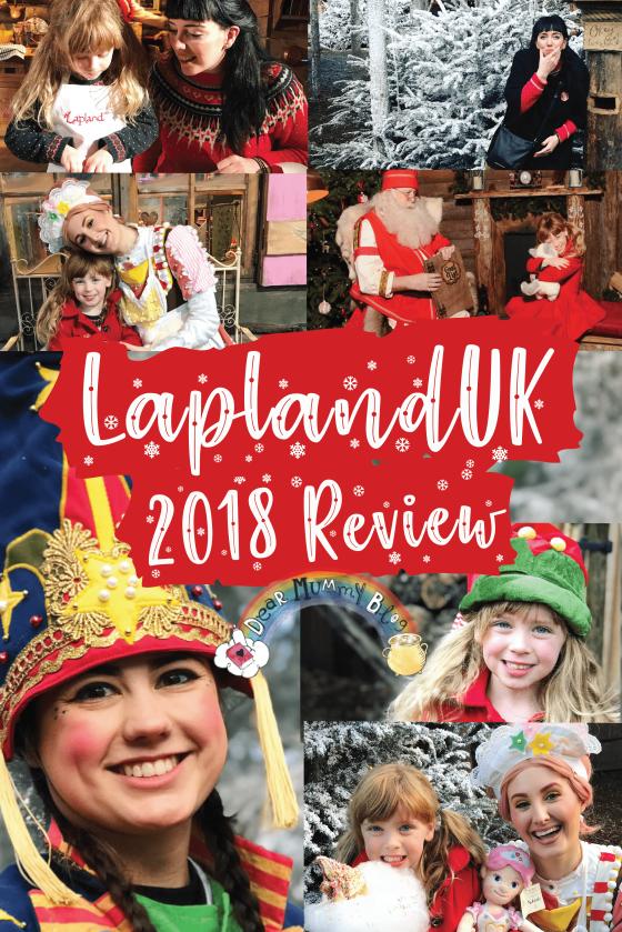 LaplandUK 2018 Review and Vlog