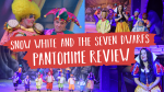 Snow White and the Seven Dwarfs, Anvil Arts Pantomime Review