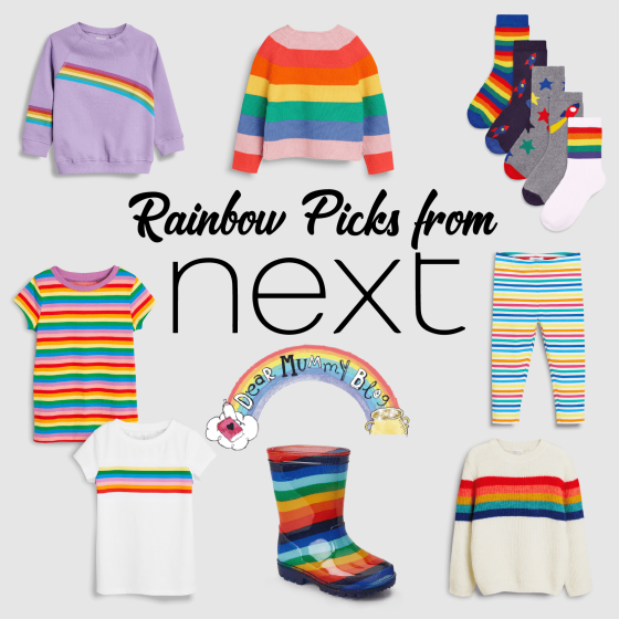 NEXT S/S19 Kidswear fashion picks