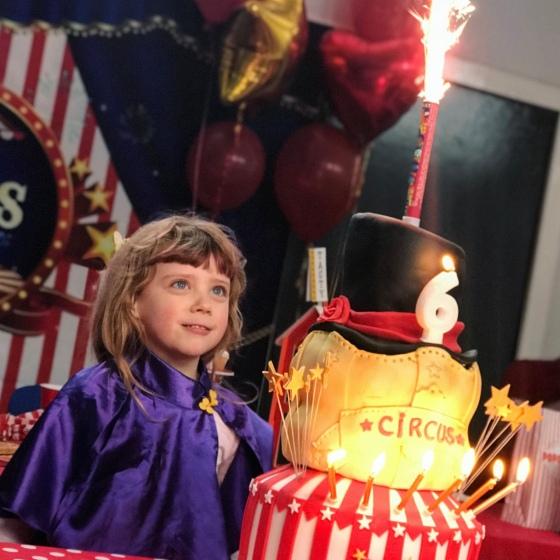The Greatest Showman Birthday Party Ideas
