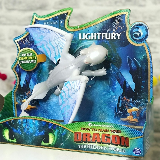 How to Train Your Dragon: The Hidden World, Spin Master Toys