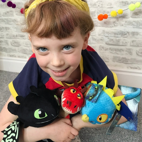 How to Train Your Dragon: The Hidden World, Posh Paws Soft Toys Review