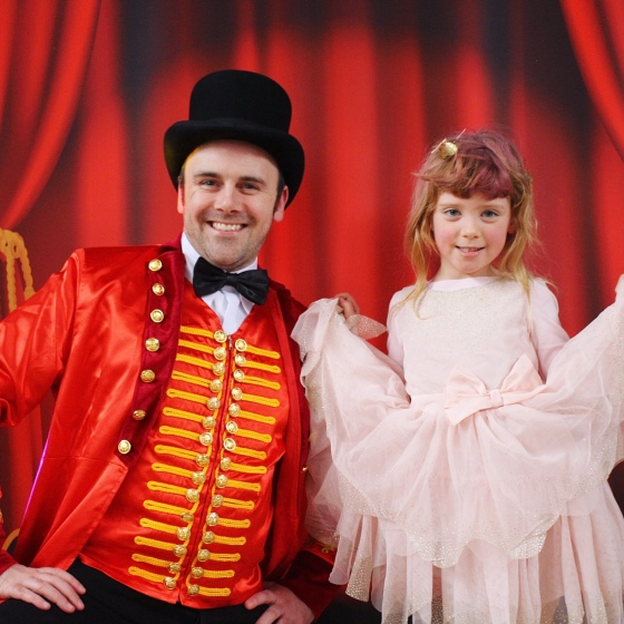 The Greatest Showman Birthday Party Ideas