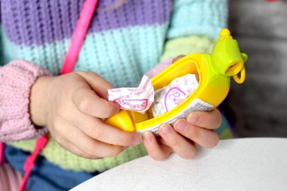 Bananas Collectible Toys Bandai Review