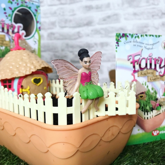 My Fairy Kitchen Garden Review