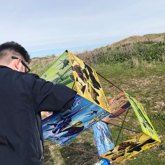 Kitedrone Twinstar Kite Review