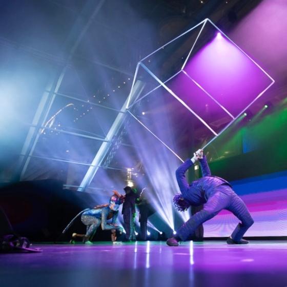Cirque du Soleil MSC Bellissima