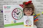Easy Read Time Teacher Clocks