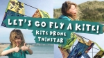 Kite Drone Twinstar Kite Review