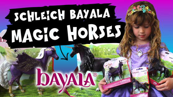 Schleich Bayala Magical Horses