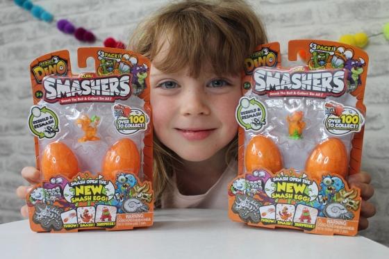 Smashers Smash Rex Play Set Review