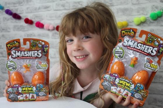 Smashers Dino Series 3 Video