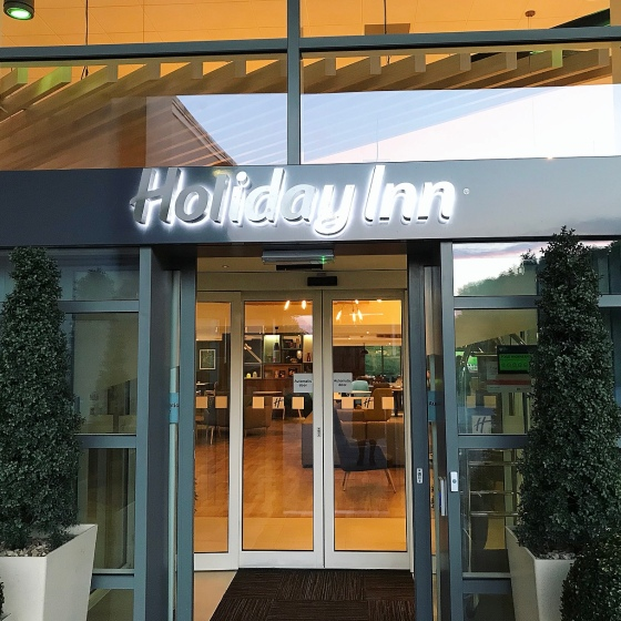 Holiday Inn Winchester Review