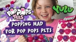 Pop Pops Pets Slime Bubbles Review