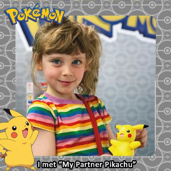 My Partner Pikachu