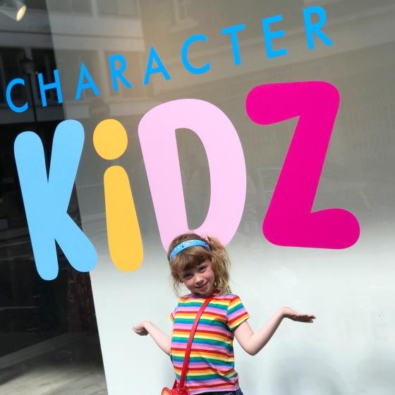 #CharacterKidz Event