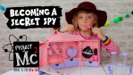 Project Mc² Ultimate Spy Bag