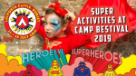 Things to do at Camp Bestival