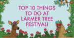 Top 10 things to do at Larmer Tree